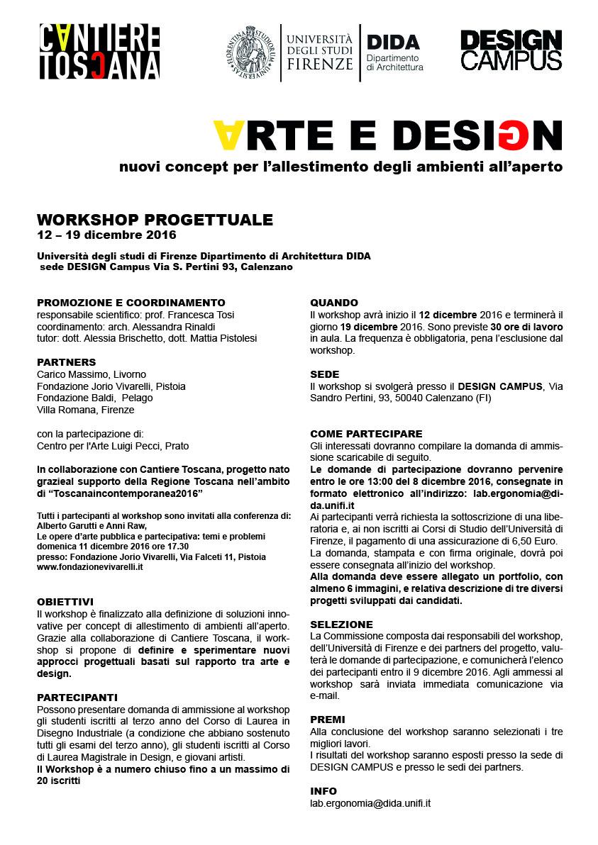 Unifi corso di laurea triennale in disegno industriale for Laurea magistrale design